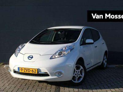 tweedehands Nissan Leaf Έlectric 24kW Acenta | BTW auto
