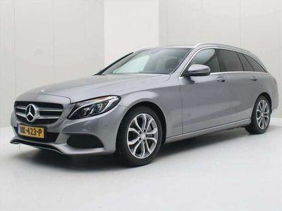 tweedehands Mercedes C350 Estate 350e Lease Edition Avantgarde [ LUCHTVERING