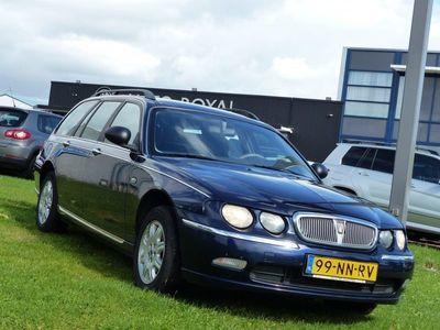 tweedehands Rover 75 Tourer 1.8 auto in goede conditie, motor slaat niet meer aan