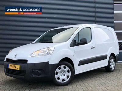 tweedehands Peugeot Partner 122 1.6 90 PK e-HDI L2 GB EUR 5 | AUTOMAAT, CRUISE