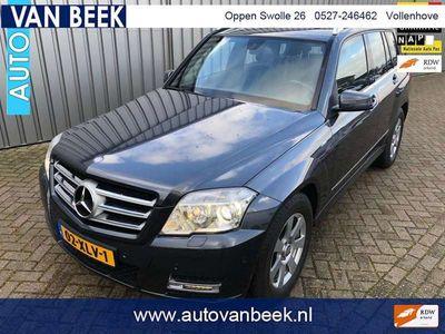 tweedehands Mercedes GLK200 CDI Premium Edition ex bpm