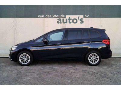 tweedehands BMW 218 Gran Tourer i Automaat High Executive -LEER-
