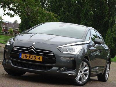 tweedehands Citroën DS5 1.6 THP So Chic 156PK+ automaat / leder / LED *NAP*