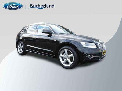 tweedehands Audi Q5 2.0 TDI 190PK S-LINE ADRENALIN SPORT **19 INCH/LEER/NL-AUTO/VOL!!**