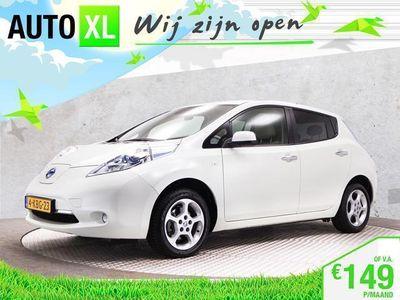 tweedehands Nissan Leaf Base 24 kWh *MARGE* Camera Navi Clima 16''Lmv