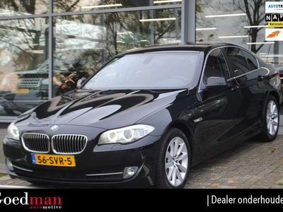 tweedehands BMW 525 525 d High Executive DEALER OND. LEDER XENON NAP!