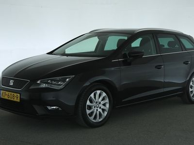 tweedehands Seat Leon ST 1.0 Ecotsi style connect upgrade business [navi