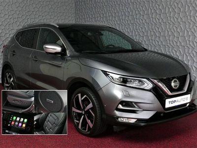tweedehands Nissan Qashqai 1.3 DIG-T 160 TEKNA + BOSE 2019 19''LMV NAPPA LEER