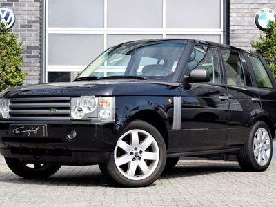tweedehands Land Rover Range Rover 4.4 V8 HSE VOGUE AUT. NAVI LEDER YOUNGTIMER