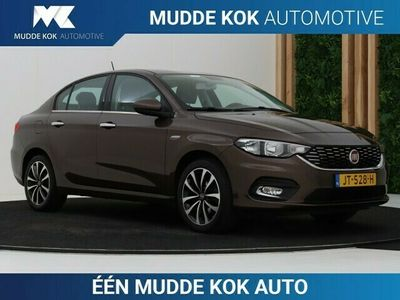 tweedehands Fiat Tipo 1.4 16V Lounge   Navigatie   Cruise Control   DAB