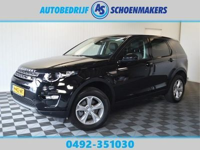 tweedehands Land Rover Discovery Sport 2.0 TD4 HSE // CAMERA LEER NAVI CLIMA CRUISE 2xPDC