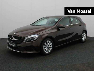 tweedehands Mercedes A180 d Lease Edition | Navi | Airco | LED | PDC | LMV |