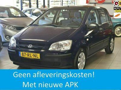 tweedehands Hyundai Getz 1.3i GL Club Edition 5Drs Nederlandse auto met auto pas