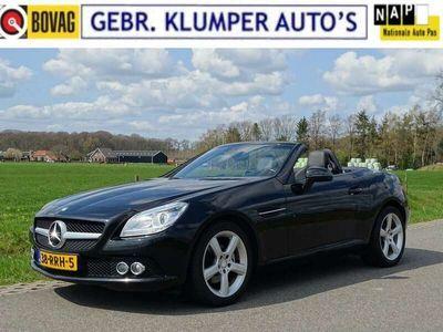 tweedehands Mercedes SLK200 200, Leer, Navi, Cruise, ECC, NL-Auto, 2e Eigenaar