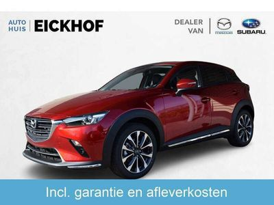 tweedehands Mazda CX-3 2.0 SkyActiv-G 121 Luxury € 2.035,- voorraadkortin