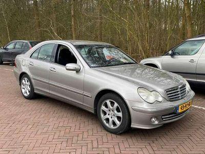 tweedehands Mercedes C180 180 K. Elegance