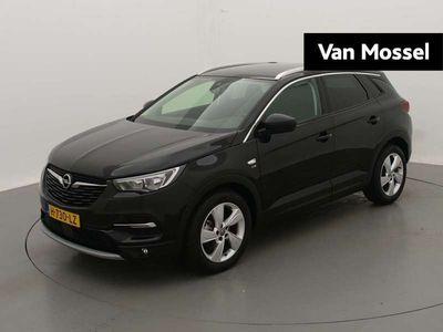 tweedehands Opel Grandland X | 1.2 | turbo | 130pk | innovation | navi | 18inch