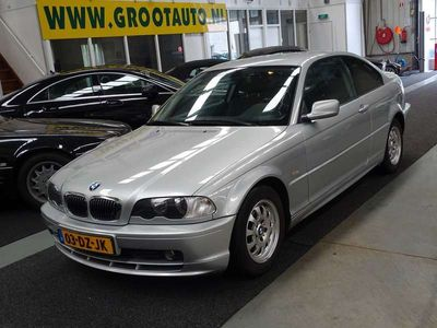 tweedehands BMW 318 3-SERIE Coupe Ci Executive Airco Climate control