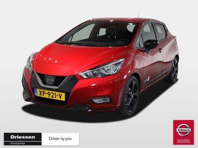 tweedehands Nissan Micra 1.0 IG-T N-Sport (Navigatie - Achteruitrijcamera)