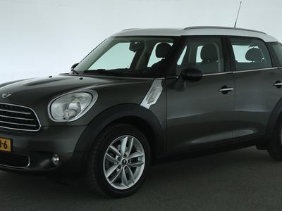 tweedehands Mini One Countryman 1.6 Chili 5pers [ Half Leder Climate-control ]