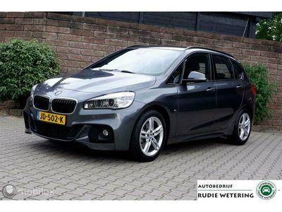 tweedehands BMW 218 2-SERIE Active Tourer i 136PK Automaat M Sport Led/nav/ecc/cam/lm