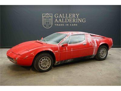 tweedehands Maserati Merak 3000GT European delivered car