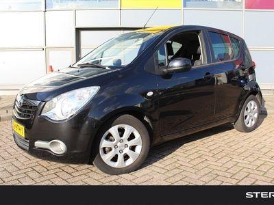 tweedehands Opel Agila 1.2 16v 86pk Enjoy | 1e eigenaresse | Dealer onderhouden