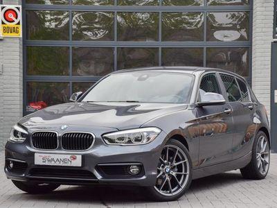 tweedehands BMW 120 1-SERIE i Leer | Led | Garantie