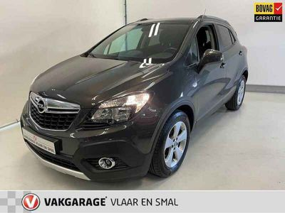 tweedehands Opel Mokka 1.4 T Edition Automaat 36.000 KM 1e eigenaar- Luxe