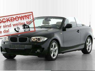 tweedehands BMW 118 Cabriolet 118i Executive | Navigatie | Leer |