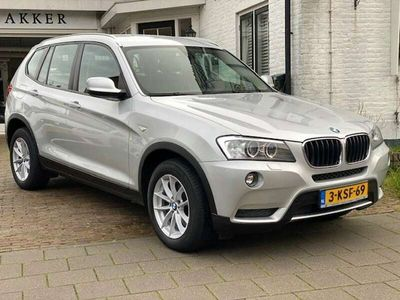 tweedehands BMW X3 xDrive20d High Executive automaat navigatie