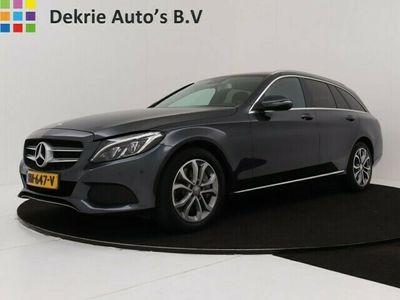 tweedehands Mercedes E350 C-Klasse EstateLease Edition *22.400 INCL. BTW* / NAVI / LEDER / AIRCO-ECC / CRUIS