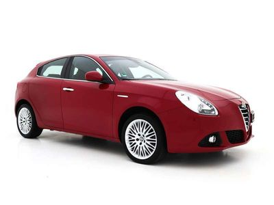 tweedehands Alfa Romeo Giulietta 2.0 JTDm Exclusive Aut. *LED+1/2LEDER+NAVI-PROF+PDC+ECC+CRUISE*