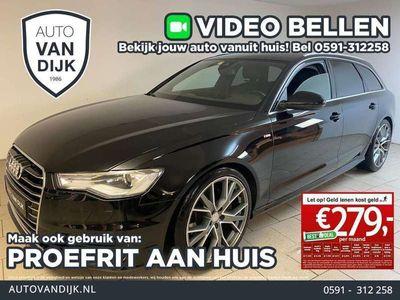tweedehands Audi A6 Avant 3.0 TDI quattro 272PK 2X S-LINE AIRCO CLIMA