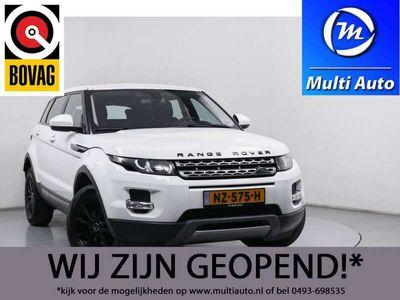 tweedehands Land Rover Range Rover evoque 2.2 eD4 2WD Pure Climate Control Apple Carplay Nav