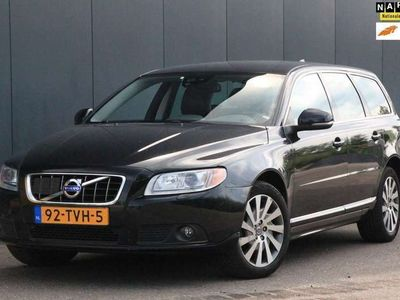 tweedehands Volvo V70 1.6 T4 Limited Edition Xenon/Leer/Navigatie/Parkee
