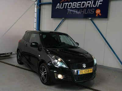 tweedehands Suzuki Swift 1.6 Sport - Airco, Cruise, Xenon, Navi, Stoelverwarming, Camera.