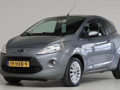 tweedehands Ford Ka 1.2 Titanium [ NAP airco LM velgen ]