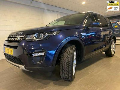 tweedehands Land Rover Discovery Sport 2.0 TD4 Urban Series SE Dynamic 7p.
