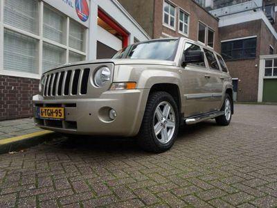 tweedehands Jeep Patriot 2.4 Limited * LEER * NAVI * TREKHAAK *