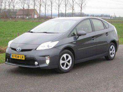tweedehands Toyota Prius 1.8 Business Met ECC/Navig/Led/Camera/Keyless entr