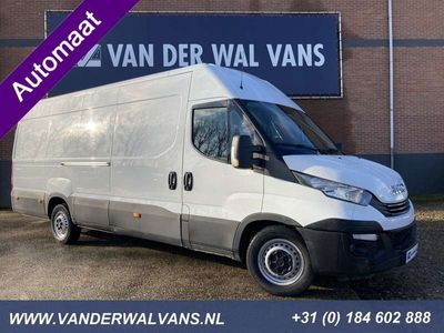 tweedehands Iveco Daily 35S16 410 L3H2 MAXI Automaat Airco, 3-zits, 3500KG