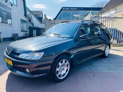 tweedehands Peugeot 306 Break 1.6 XT Airco apk