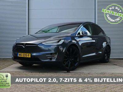 tweedehands Tesla Model X 90D (4x4) 7p. AutoPilot2.0 63.636ex
