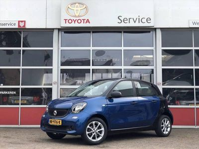 tweedehands Smart ForFour 1.0 71pk Pure   Airco, LM Velgen, Cruise, Climate