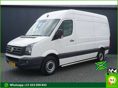 tweedehands VW Crafter 35 109PK 2.0TDI L2H2 *82.030KM* Airco, Cruise, 3-Zits