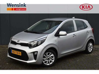 tweedehands Kia Picanto 1.0 CVVT ComfortPlusLine Navigator | Camera | Navigatie | Apple carplay | Airco | Cruise control