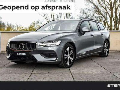 tweedehands Volvo V60 B3 163pk AUT Mild Hybrid| LED koplampen| AppleCarP