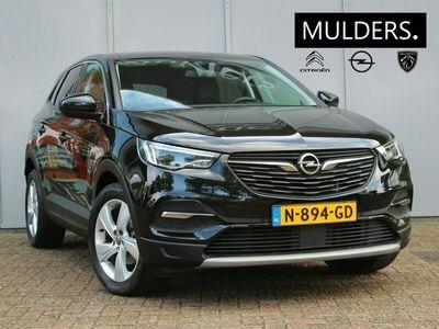 tweedehands Opel Grandland X 1.2 Turbo Innovation Automaat   RIJKLAARPRIJS   Navi / Comfortstoelen / Winter Pakket