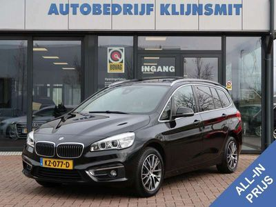 tweedehands BMW 218 Gran Tourer 218d High Executive 7 Pers. | Luxury |